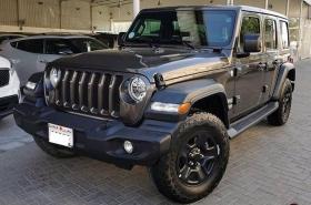 Jeep - Wrangler Sport