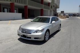 Lexus - LS600 HL