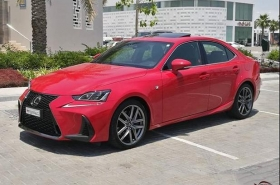 Lexus - IS350F