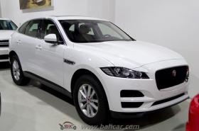 Jaguar - F Pace LE