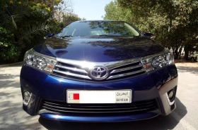 Toyota - Corolla GLI