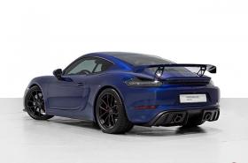 Porsche - 718 Cayman GT4
