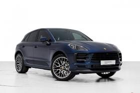 Porsche - Macan