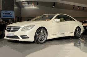 MercedesBenz - CL 600