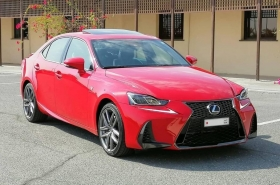 Lexus - IS 350F Sport