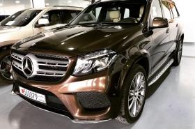 Mercedes-Benz - GLS500