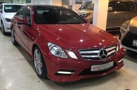 MercedesBenz - E 200 Coupe