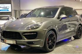 Porsche - CayenneGTS