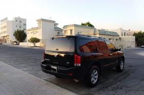 Nissan - ARMADA SE