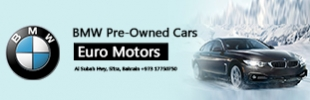 Euro Motors BMW Pre-Owned Cars